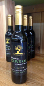 Mission Olive Oil from Olives Wild