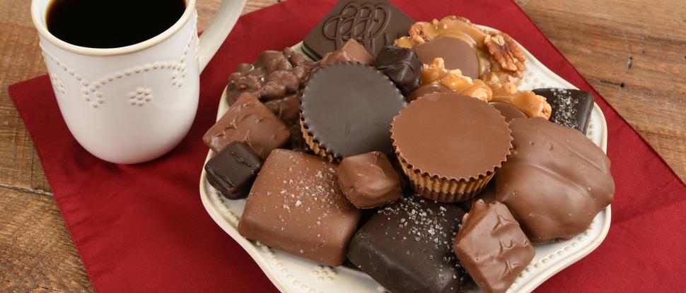 Hand-made Candies in Walnut Creek, Ohio | Coblentz Chocolate