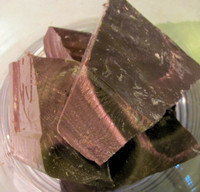 Milk or Dark Chocolate-Broken Blocks 1lb.
