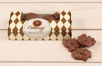 Milk Chocolate Pretzel Clusters