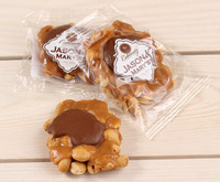 Jason & Mary's Oversized Treats-Milk Chocolate Cashew Snappers x3