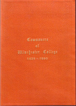 Commoners of Winchester College, Hampshire 1836-1890
