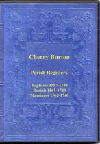 Yorkshire Parish Registers: Cherry Burton 1561-1740
