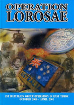 Operation Lorosae: 1st Battalion Group Operation in East Timor October 2000-April 2001