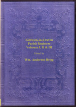Yorkshire Parish Registers: Kildwick-in-Craven 1575-1622
