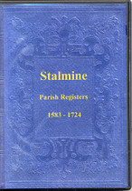 Lancashire Parish Registers: Stalmine 1583-1724