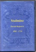 Lancashire Parish Registers: Stalmine 1583-1724