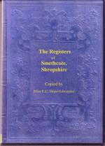 Shropshire Parish Registers: Smethcote 1612-1812