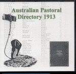 Australian Pastoral Directory 1913