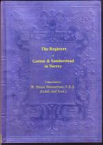 Surrey Parish Registers: Gatton 1599-1812 and Sanderstead 1565-1812