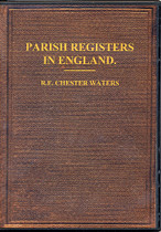 Parish Registers of England: Their History and Contents