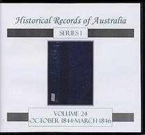 Historical Records of Australia Series 1 Volume 24