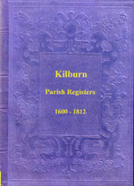 Yorkshire Parish Registers: Kilburn 1600-1812