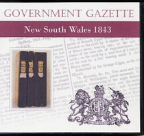New South Wales Government Gazette 1843
