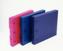 "Scrapbook Binder and Slipcover 12""x12"" (Pink)"