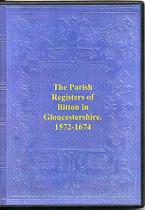 Gloucestershire Parish Registers: Bitton 1572-1674