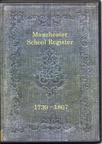 Manchester School Register, Lancashire 1730-1807