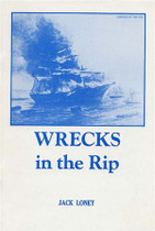 Wrecks in the Rip, Port Phillip Bay