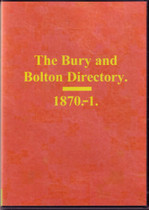 Bury and Bolton 1870-71 Worrall's Directory