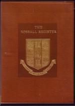 Rossall School Register, Lancashire 1844-1894