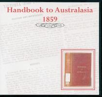 Handbook to Australasia 1859