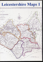 Leicestershire Maps Volume 1