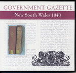 New South Wales Government Gazette 1848