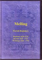 Lancashire Parish Registers: Melling 1625-1752