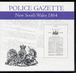 New South Wales Police Gazette 1864