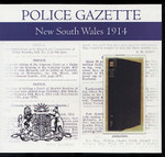 New South Wales Police Gazette 1914