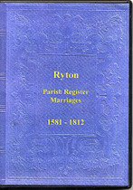 Durham Parish Registers: Ryton 1581-1812
