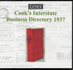 Cook's Interstate Business Directory 1937