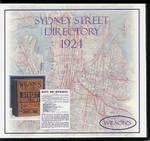 Sydney Street Directory 1924 (Wilson)