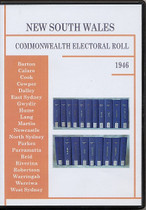 New South Wales Commonwealth Electoral Roll 1946