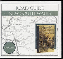 Road Guide New South Wales (Gregory)