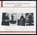 Darling Downs Centenary Souvenir 1840-1940
