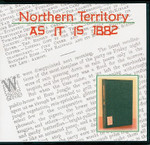 Northern Territory as it is 1882