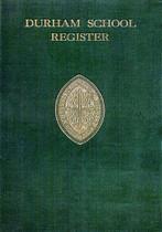 Durham School Register, County Durham to 1912
