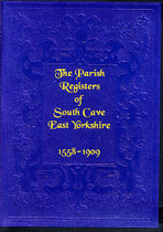 Yorkshire Parish Registers: South Cave 1558-1909