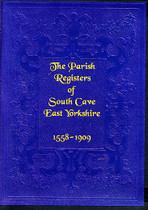 Yorkshire Parish Registers: South Cave 1558-1909