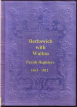 Staffordshire Parish Registers: Berkswich (Baswich) 1601-1812