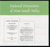 Pastoral Possessions of New South Wales