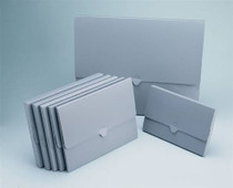 Archival Storage Satchel A4 20mm (Grey)