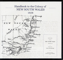 Handbook to the Colony of New South Wales 1858