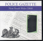 New South Wales Police Gazette 1868