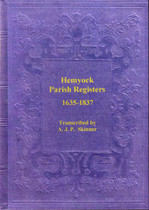 Devon Parish Registers: Hemyock 1635-1837