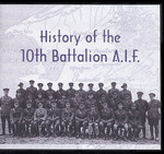 History of the 10th Battalion AIF
