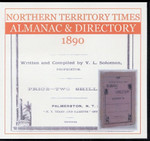 Northern Territory Times Almanac and Directory 1890