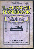 The Autocar Handbook: A Guide to the Motor Car