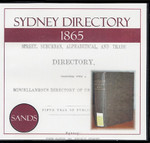 Sydney Directory 1913 (Sands)
